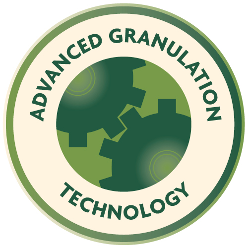 HumberPalmers Advanced Granulation Technology