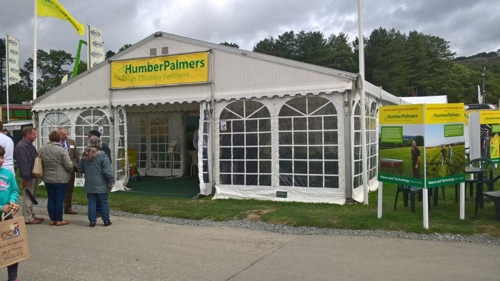 Humber Palmers | High Efficiency Fertilisers